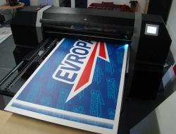 tisk na PVC